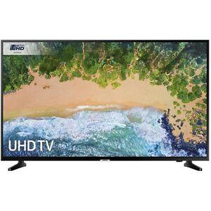 Samsung UE43NU7020 NU7000 43 Inch 4K Ultra HD A Smart LED TV 2 HDMI