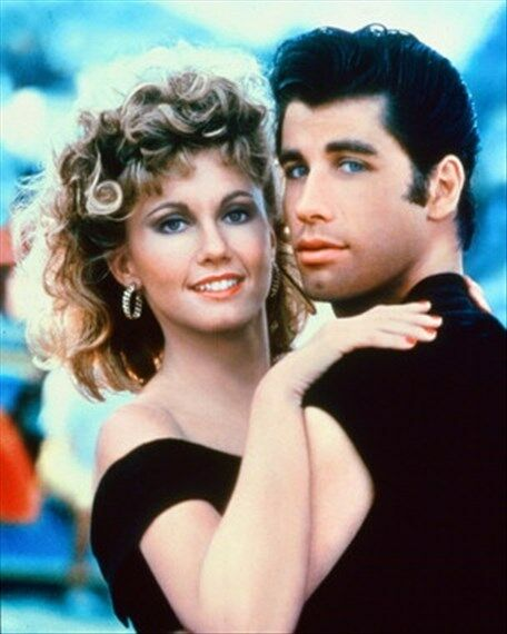 """GREASE MOVIE PHOTO Poster Print 24x20"""" gift idea 264856"""