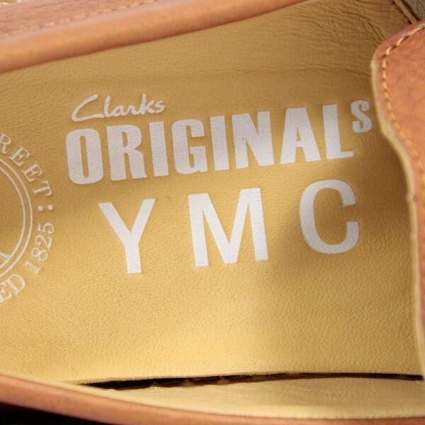 Clarks Originale   Herren Herren  Wüste Edmund Senf Cognac Lea UK 10.5 /Us 11.5 7d43d8