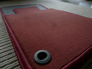 BEIGE+NEU $$$ Original Lengenfelder Fußmatten passend für BMW M3 3er E30 Cabrio