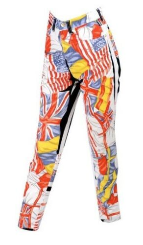 RARE Vintage GIANNI VERSACE Jeans Couture Pants US