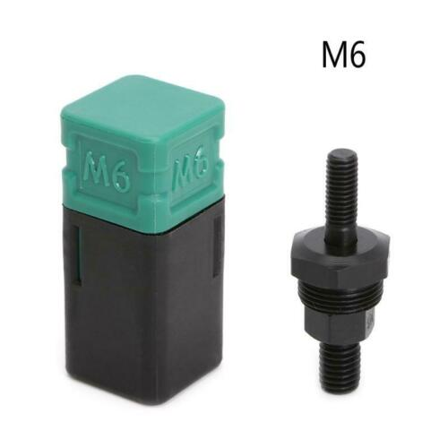 Riveter Gun Part Threaded Mandrel Replacement M3-M12 For Hand Nut Rivet Metric