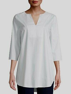 Motherhood Maternity Womens 3//4 Split Neck Blouse with Tie Sleeve Detail
