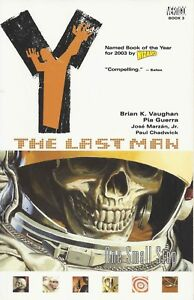 Y-The-Last-Man-One-Small-Step-Book-3-TP-NEW-Graphic-Novel-Vol-Volume-03