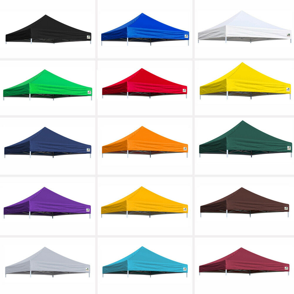 10 x 10 Replacement Ez Pop Up Canopy  Patio Gazebo Sunshade Polyester Top Cover  best prices