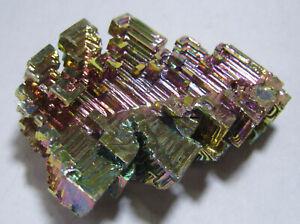 Wismut-xx-synthetisch-Kristall-bismuth-crystal-iridescent-Stufe-899
