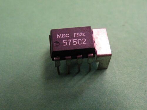 2W Audio Amplifier 8p DIL DIP Intergated Circuit IC GA58 uPC575C2 with heatsink