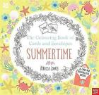 National Trust: The Colouring Book of Cards and Envelopes - Summertime by Rebecca Jones (Paperback, 2016)