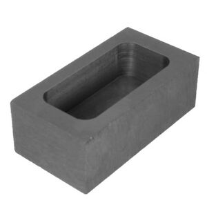 26OZ-Gold-14OZ-Silver-Purity-Graphite-Casting-Refining-Scrap-Melting-Ingot-Mold