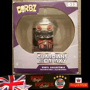 Funko-DORBZ-Starlord-013-Star-Lord-Guardians-of-the-Galaxy-Never-removed-fromBOX