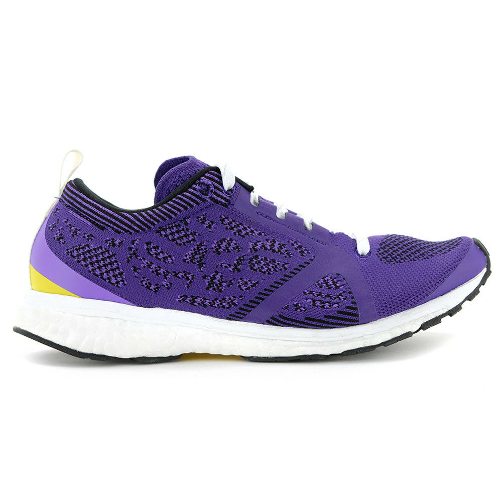 Adidas x Stella McCartney Adizero Adios Boost PK Purple Women shoes AQ2672 NEW