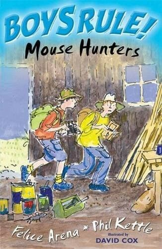1 of 1 - New, Mouse Hunters (Boy's Rule!), Felice Arena, Book
