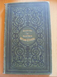 Geschichte-der-deutschen-National-Litteratur-1881-Literaturgeschichte