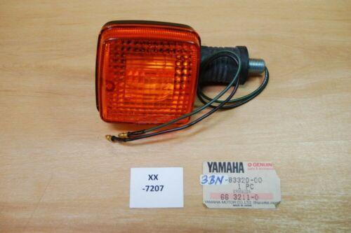 Yamaha 3BN-83320-00 Front Flasher Light Assy Genuine NEU NOS xx7207