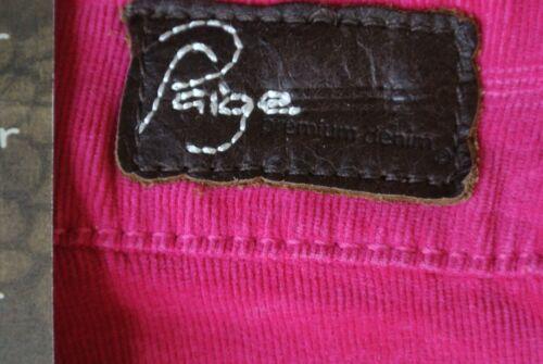 velours c Paige Legging Verdugo tel en 7q4zw4t