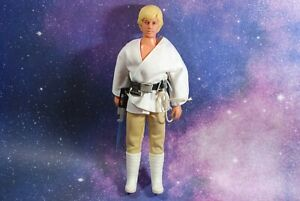 VINTAGE-Star-Wars-COMPLETE-LARGE-12-INCH-LUKE-SKYWALKER-FIGURE-KENNER-12in-doll