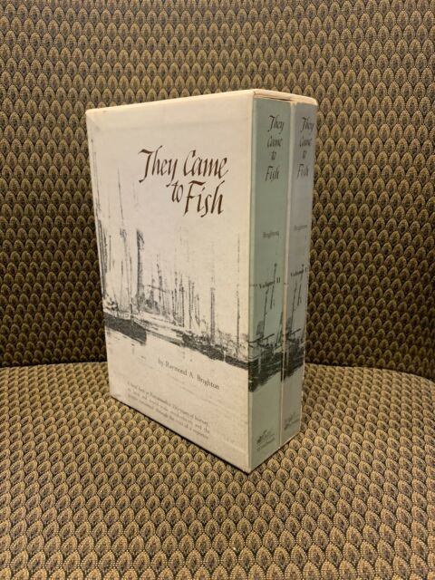 THEY CAME TO FISH: A BRIEF LOOK AT PORTSMOUTHS 350 YEARS By Ray Brighton