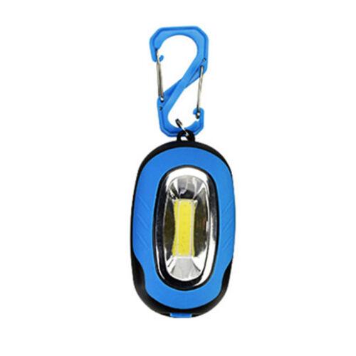 Portable Super Mini Cob Light Led Taschenlampe Schlüsselanhänger TaschenlamPRSD