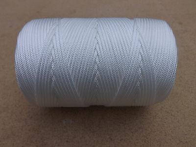 purse nets,twine,Jewellery making 1 Meters 1.3mm Black Flat Braided Nylon Cord