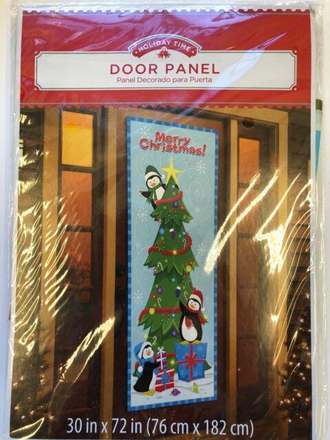 Door Panel 30x72 Holiday Decor