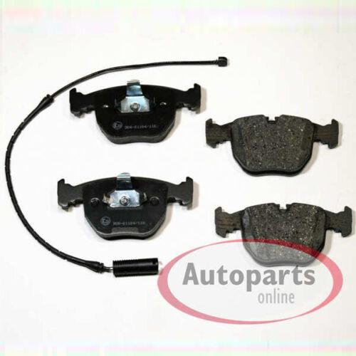 Bremsbeläge Bremsklötze Bremsen Warnkabel für hinten E60 BMW 5er Limousine