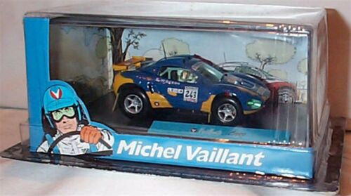 Michel Vaillant Vaillante Cairo New in Pack 1-43 scale
