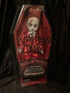 Living Dead Dolls Carotte Morts Series 33 Moulin Morgue LDD sullenToys