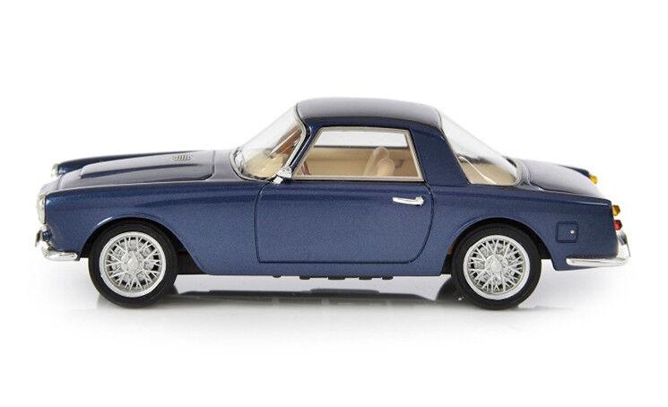 1 43 ESVAL Resin Model Cisitalia DF85 Coupe by Fissore bluee 1961