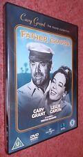 Father Goose (1964) Cary Grant / Leslie Caron / Trevor Howard (UK Reg 2 DVD)