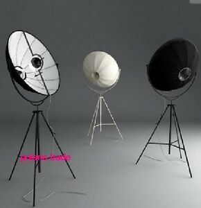 Pallucco Design Outlet.Details About Modern Design Pallucco Fortuny Satellite Floor Lamp Lighting Black Floral White