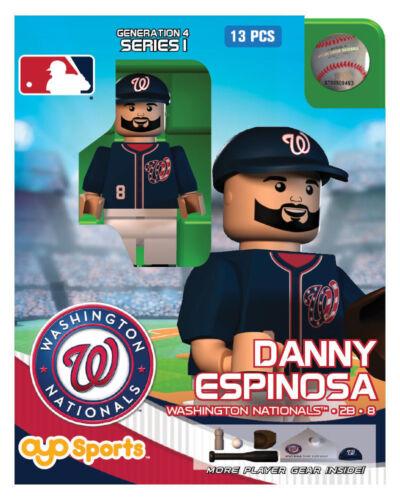 Danny Espinosa OYO Washington Nationals MLB Figure G4