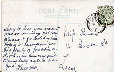 Genealogy Postcard - Family History - Bush - Buxton Road - Norwich  U2410
