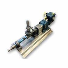Used Robbins Amp Myers Moyno 1 Hp Ssb Progressive Cavity Stainless Steel Pump