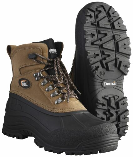 42 7,5 Boots Prologic TraX Boot Winterstiefel bis 25°C Thermostiefel Gr