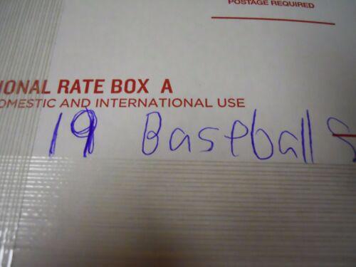 """batteur Cage Baseball 1 douzaine = 12 Count used 9/"""" alvéolée Pitching Machine"""