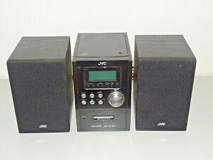 JVC-UX-G200-Micro-HiFi-Stereoanlage-Radio-CD-USB-MP3-2-Jahre-Garantie