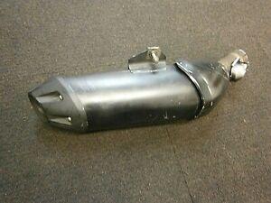 Yamaha-FZ1-FZ-1000-2006-2012-2D1-Exhaust-Muffler-Silencer-End-Can-1-20