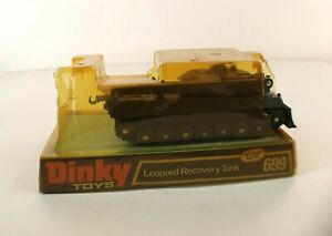 Dinky Toys Gb 699 Tank Leopard Discovery Militaire Allemand Neuf En Boite