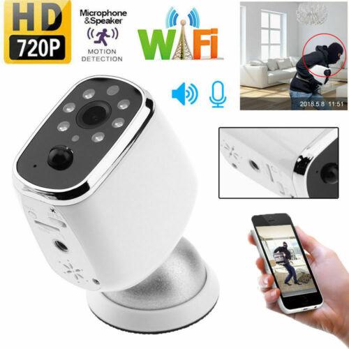 Anytek Battery Powered 2.4GHz WiFi Wireless Home Security IP Camera PIR Sensor