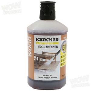 Karcher-3in1-Hidrolimpiadora-Detergente-Limpiador-de-piso-de-madera-Botella-de-1L-para-K2-K4