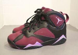 5a3c1cdc0d97ba Nike Air Jordan 7 VII Retro Fuschia Glow Mulberry 442960-009 4.5Y ...