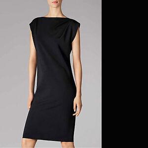 Gr Dress 36 Aus Wolford Kim Feiner Viskosejersey Matter Kleid Box Black wO6nBSW1q