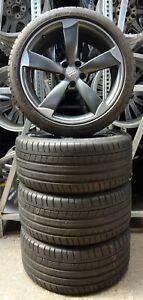 4-Audi-Rotor-Sommerraeder-255-35-ZR19-91Y-Audi-TT-TTS-TTRS-8J0-601-025-DB-TOP