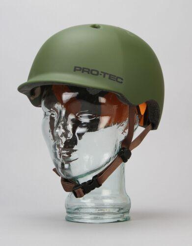 Pro Tec RIOT Bike Skate Helmet Peak Green XS S M L XL XXL Super Light