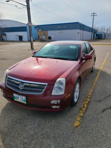 2006 Cadillac STS Highest
