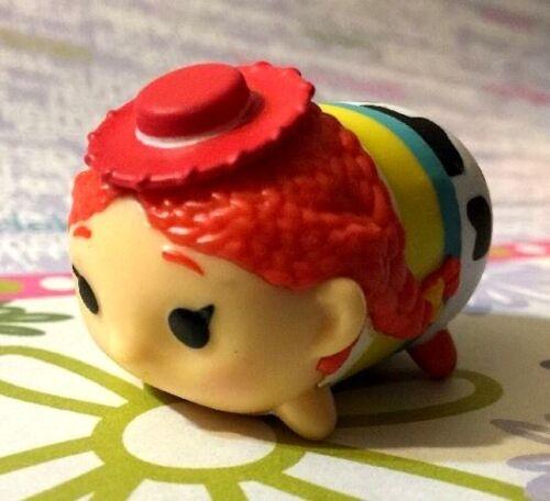 Authentic Disney Tsum Tsum Stack Vinyl Toy Story Jessie SMALL Figure VHTF!