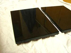 Granit Schiefer entkopplungsplatte lautsprecher schiefer granit platte base schwarz