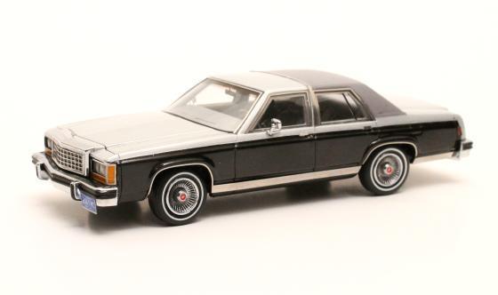 punto de venta en línea Ford Crown Victoria plata gris 1986 1986 1986 Matrix 1 43  El nuevo outlet de marcas online.