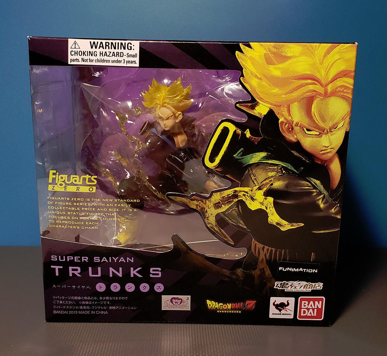Dragonball Z  Figuarts Zero Super Saiyan TcourirKS SS Future Boîte d'origine jamais ouverte Tamashii Nations  shopping en ligne