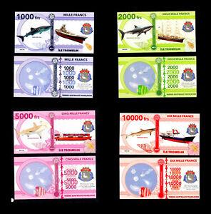 ILE-TROMELIN-TAAF-COLLECTION-DE-4-BILLETS-1000-A-10000-FRANCS